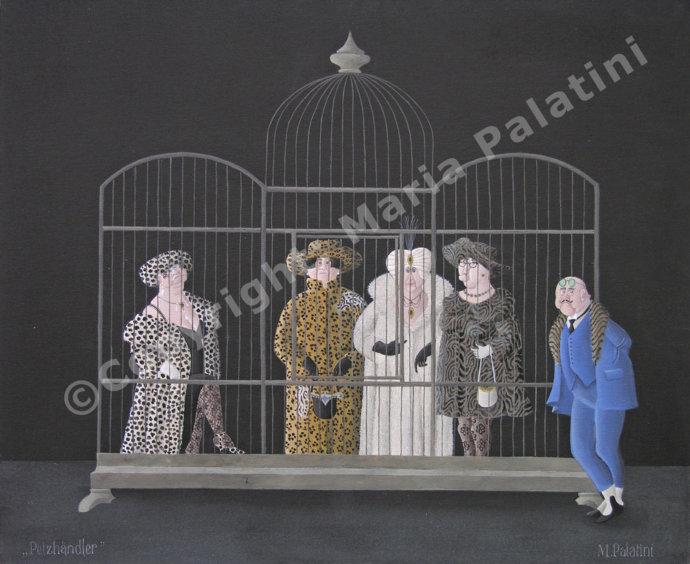 Pelzhändler – Grösse: 60/50